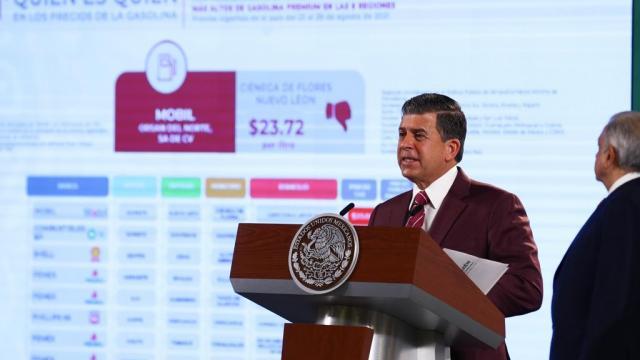 Ricardo Sheffield, titular de la Procuraduría Federal del Consumidor