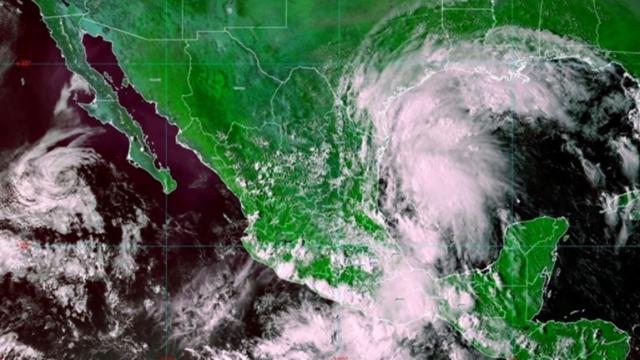 Se prevé que Nicholas se intensifique a huracán