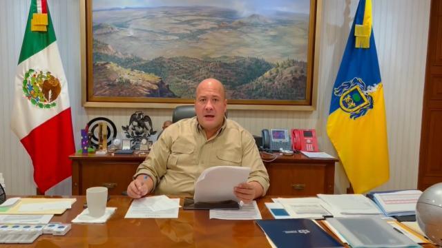 Urgen a Jalisco 350 millones para reparar daños de Nora