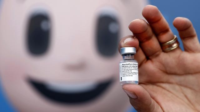 Vacuna Pfizer/BioNTech para niños de entre 5 a 11 años