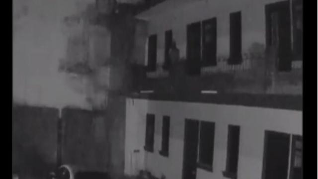 Video robo Brisas del Pacífico