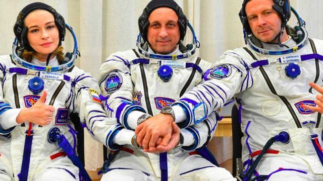 El desafío, una película filmada desde el espacio