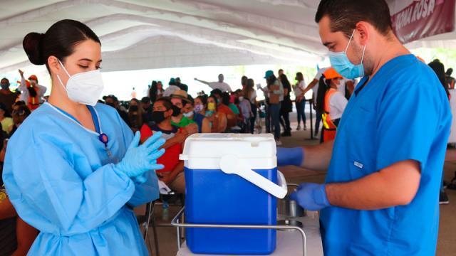Serán 41 puntos de vacunación que cubrirán a los 125 municipios de Jalisco.