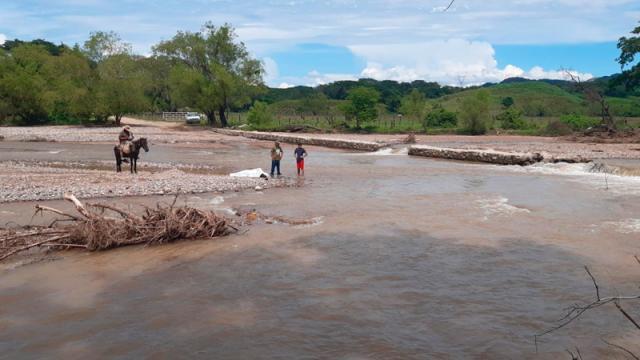 Encuentran cuerpo de hombre ahogado en Río Las Palmas