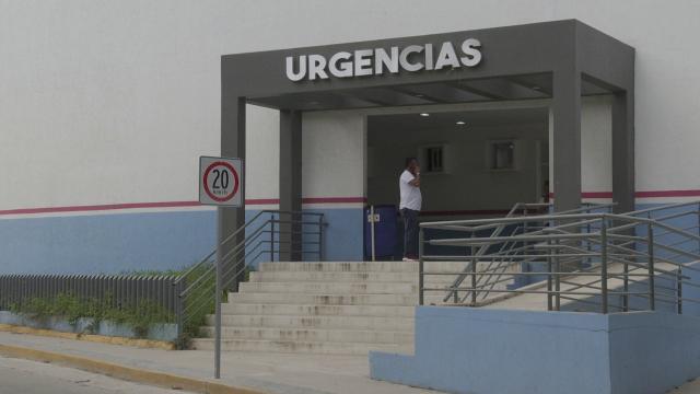 Baja ocupación hospitalaria