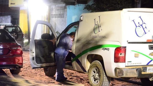 Ambulancia SEMEFO