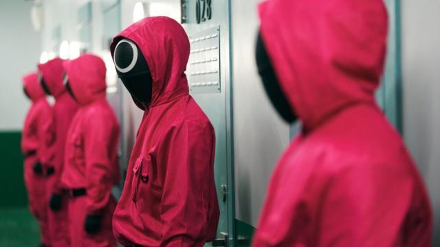"""El juego del calamar"", serie del momento en Netflix"