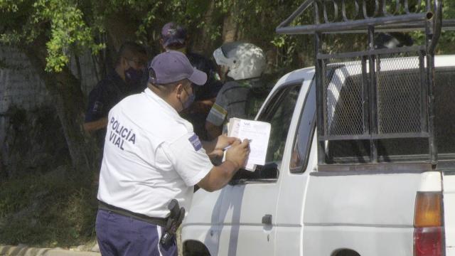 Operativo de Tránsito en Puerto Vallarta