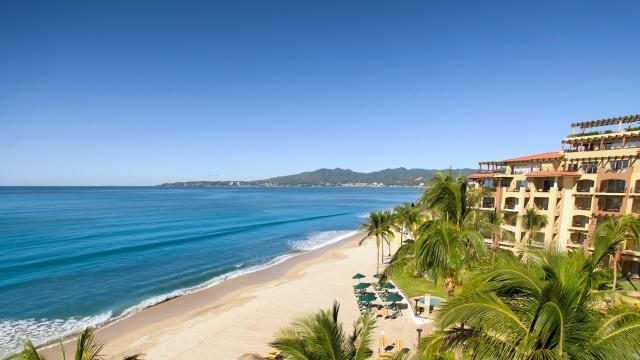 Mejores resorts oeste méxico