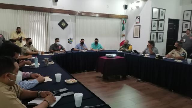 Comité Municipal de Protección Civil de Puerto Vallarta
