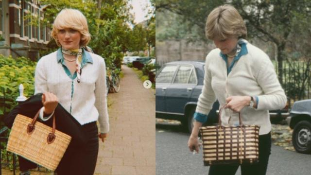 Influencer Rose Van Rijn se viraliza por su gran parentesco con la princesa Diana