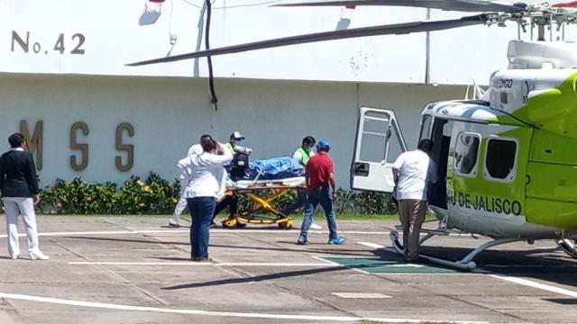 Ambulancia aérea